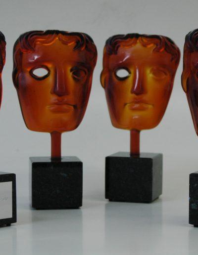 Cast glass Bafta, Rising Star Award